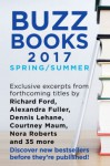 Buzz Books 2017 Spring/Summer - Publishers Lunch