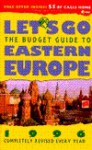 Let's Go Eastern Europe 1996 - Let's Go Inc.