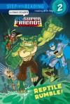 Reptile Rumble! (DC Super Friends) (Step into Reading) - Billy Wrecks, Erik Doescher