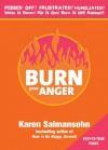 Burn Your Anger, 2e: Write It, Rip It, Torch It! - Karen Salmansohn