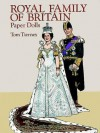 Royal Family of Britain Paper Dolls - Tom Tierney