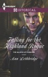 Falling For The Highland Rogue - Ann Lethbridge