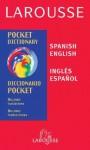 Diccionario español/inglés inglés/español: Larousse Pocket - Larousse, Larousse