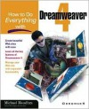How to Do Everything with Dreamweaver 4 - Michael Meadhra