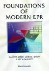Foundations of Modern Epr - Gareth R. Eaton, Kev M. Salikhov