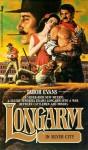 Longarm in Silver City (Longarm, #40) - Tabor Evans