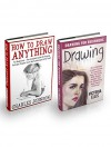 Drawing Box Set: Drawing For Beginners - How To Draw Anything With Super Useful Tips For Sketching, Drawing Portraits, Landscapes And Pencil Drawing! (Drawing Techniques, Pencil Drawing) - Victoria Ellis, Charles Johnson