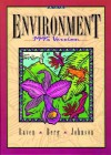 Environment, Updated 1995 Version - Peter H. Raven, George B. Johnson, Linda R. Berg