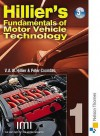Hillier's Fundamentals of Motor Vehicle Technology - V.A.W. Hillier, Peter Coombs