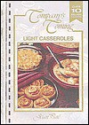 Company's Coming: Light Casseroles - Jean Paré