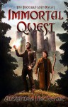 Immortal Quest: The Trouble With Mages - Alexandra MacKenzie