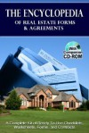 The Encyclopedia of Real Estate Forms & Agreements: A Complete Kit of Ready-To-Use Checklists, Worksheets, Forms, and Contracts [With CDROM] - Atlantic Publishing Company