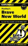 CliffsNotes on Huxley's Brave New World (Cliffsnotes Literature Guides) - Regina Higgins, Charles Higgins