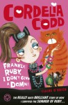 Frankly, Ruby, I Don't Give a Damn. by Claire O'Brien - Claire O'Brien