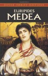 Euripidou Medeia. The Medea. Edited with introd. and notes by A.W. Verrall - Euripides