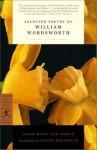 Selected Poems [Of] William Wordsworth - William Wordsworth