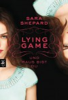 LYING GAME - Und raus bist du: Band 1 (German Edition) - Sara Shepard, Violeta Topalova