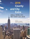 County and City Extra: 2014, 22nd Edition - Bernan Press