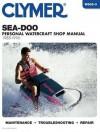 Sea-Doo Water Vehicles Shop Manual, 1988-1996 - Clymer Publishing
