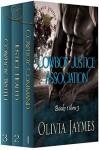 Cowboy Justice Association Novel Box Set: Books 1 - 3 - Olivia Jaymes