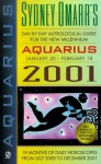 Day-by-Day Astrological Guide for Aquarius 2001 - Sydney Omarr