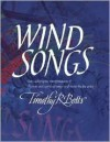 Windsongs: Sixty Calligraphic Interpretations of Hymns and Spiritual Songs with Notes by the Artist - Timothy R. Botts