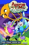 Peanuts Adventure Time FCBD 2012 Flipbook - Charles Schulz, Vicki Scott, Ryan North, Charles Schulz, Vicki Scott, Ron Zorman, Paige Braddock, Shelli Paroline, Braden Lamb