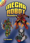 Mecha Robot Stickers - Ted Rechlin