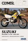 Clymer Suzuki DR-Z400E, S & SM, 2000-2009 - Jay Bogart