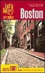 Let's Go Boston 2001 - Let's Go Inc.