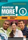 American More! Six-Level Edition Level 5 Combo with Audio CD/CD-ROM - Herbert Puchta, Jeff Stranks, Günter Gerngross, Christian Holzmann, Peter Lewis-Jones