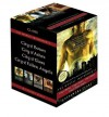 The Mortal Instruments Boxed Set: City of Bones/City of Ashes/City of Glass/City of Fallen Angels by Clare, Cassandra (2012) - Cassandra Clare