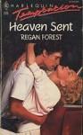 Heaven Sent (Harlequin Temptation, No 326) - Regan Forest