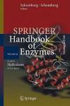 Springer Handbk of Enzymes: Supplement Vol S5 Class 3 Hydrolases - Dietmar Schomburg, Ida Schomburg