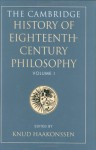 The Cambridge History Of Eighteenth Century Philosophy - Knud Haakonssen