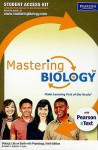 Masteringbiology Student Access Kit: Biology with Pearson eText: Life on Earth with Physiology - Gerald Audesirk, Teresa Audesirk, Bruce E. Byers