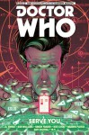 Doctor Who: The Eleventh Doctor Vol.2 - Boo Cook, Al Ewing, Rob Williams, Simon Fraser, Warren Pleece