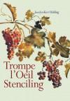 Trompe L'oeil Stenciling - Jocelyn Kerr Holding