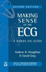 Making Sense Of The Ecg: A Hands On Guide - Andrew R. Houghton, David Gray