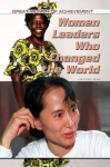 Women Leaders Who Changed the World - Heather Ball