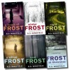A Detective Inspector (DI) Jack Frost Investigation Collection R D Wingfield 6 Books Set (Frost At Christmas, A Touch Of Frost, Night Frost, Hard Frost, Winter Frost, A Killing Frost) - R. D. Wingfield
