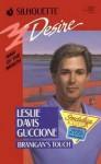 Branigan's Touch (Silhouette, No 523) - Leslie Davis Guccione