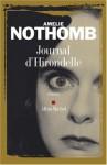 Journal d'Hirondelle - Amélie Nothomb