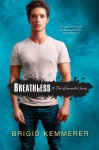 Breathless (Elemental, #2.5) - Brigid Kemmerer