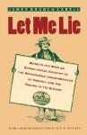 Let Me Lie (Virginia Bookshelf) - James Branch Cabell, R.H.W. Dillard