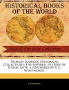 Primary Sources, Historical Collections: The Imperial History of China, with a Foreword by T. S. Wentworth - J. Macgowan