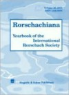 Rorschachiana: Yearbook of the International Rorschach Society, Volume 26 - Anne Andronikof-Sanglade