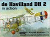 de Havilland DH.2 in Action - Aircraft No. 171 - Peter G. Cooksley