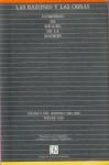 Las Razones y Las Obras: Gobierno de Miguel de La Madrid. Cronica del Sexenio 1982-1988. Tercer Ano - Fondo de Cultura Economica