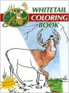 Whitetail Coloring Book (Legend of Johnny Big Buck Series) - Jason Mumford